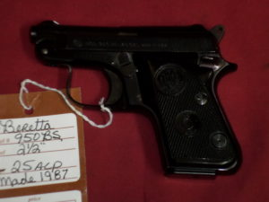 Beretta 950BS  25 ACP | Deer Hunter Guns