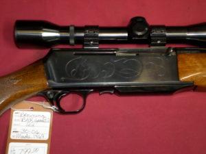 browning grade ii bar 30 06 belgium deer hunter guns